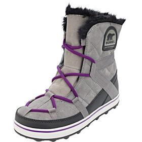 Sorel Glacy Expl**** Shortie Boots Damen quarry